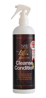 Luxe Leather C&C NAF spray 500ml
