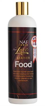 Luxe Leather Food NAF 500ml